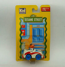 Vintage Sesame Street ERNIE'S SPORTS CAR Diecast Vehicle 1993 - NEW - MOC