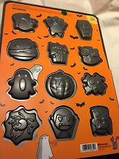 Halloween- Cookie Pan  (12 cookies count)_By Sweet Creations-New