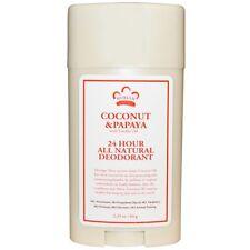 Nubian Heritage 24 Hour All Natural Deodorant Coconut & Papaya With Vanilla Oi
