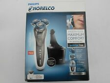 Philips Norelco 7700 Smooth Glide Wet/Dry Electric Shaver Sensitive Skin NEW