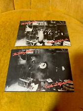 Original 1972  Rolling Stones Exile on Main Street Sequential Postcard Lot Of 2