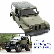 US Hard Body Shell for 1/10 Land Rover Wrangler RC Climbing Jeep Car RC4WD D90