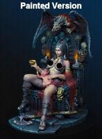 1/24 75mm Resin Future Princess of Darkness Unassembled Unpainted 4287