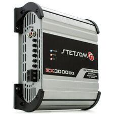 Stetsom EX3000EQ 1 canal 2 Ohm coche amplificador