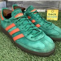 UK7.5 Adidas SPEZIAL 'St Patricks Day Pack' - Rare Dublin Ireland Shamrock City