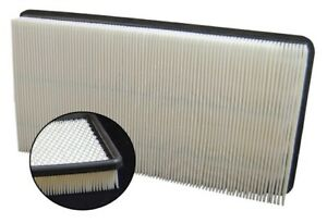 Air Filter-VIN: W, FI Prime Guard PAF4731