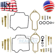 For Honda XL600R XL 600R Right & Left Side Carburetor Rebuild Carb Repair Kit