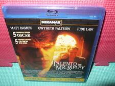 EL TALENTO DE MR RIPLEY - BLU-RAY + DVD - NUEVA