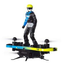 Air Hogs 2-in-1 Extreme Air Board, Transforms from RC Stunt Board to Paraglider