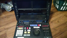 Panasonic AJ-LT95 16:9 Wide Screen w/SDI  Laptop Editor PAL/NTSC