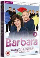 Barbara Serie 1 A 3 Collezione Completa Nuovo DVD