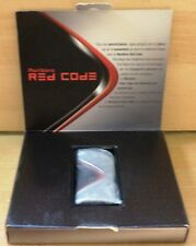 VHTF MARLBORO CIGARETTES RED CODE EDITION SILVER LIGHTER WITH OFFICIAL BOX