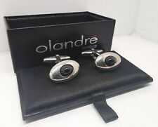 olandre hamburg cuff links mens as new