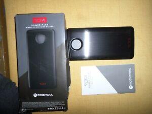 Tumi Wireless Charging Battery Motomods Power Pack 2220mah For Moto Z Z2 Z3 Z4