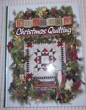 Country Christmas Quilting - White Birches Quilt Patterns Hardcover Book 175 pg