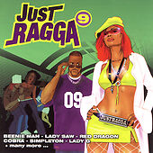 Just Ragga, Vol. 9 by Various Artists (CD, 1995, Charm/Jet Star) UK Import/New!