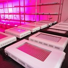 ~1x 500W~LED Grow Light 10 Spectrums IR Indoor Hydroponic System Plant Ufo New!