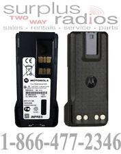 Motorola OEM IMPRES Li-Ion Battery PMNN4407AR XPR3300 XPR3500 XPR7350 XPR7550