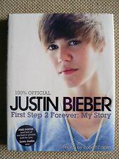 JUSTIN BIEBER - FIRST STEP 2 FOREVER : MY STORY