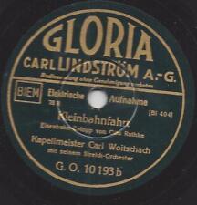 Orchester Carl Woitschach :  Matrosenstreiche  ( Otto Rathke )