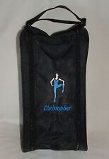 Personalised Boys Dance / Ballet Shoe Bag - Embroidered