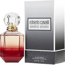 Paradiso Assoluto by Roberto Cavalli Eau De Parfum Spray For Women 2.5 oz New TT