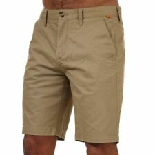 Men's Timberland TL Stretch Zip Fly Straight Fit Chino Short in Cream