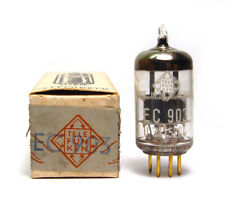 Telefunken EC903 Meßgeräte Röhre, EC 903 Gold-Pin Tube, NOS