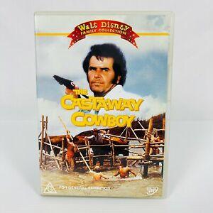 The Castaway Cowboy (DVD, 1974) Walt Disney James Garner Region 4 Free Postage