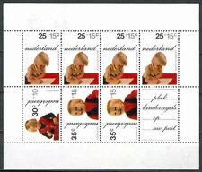 Block D24 Netherlands 1972 Block Mnh For child Prince Cv 10 eur