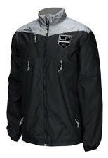 Los Angeles Kings Reebok NHL 2016 Center Ice Kinetic Rink Full Zip Jacket
