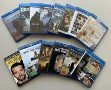 Award Winning Blu Ray Lot - 14 Movies- Life Of Pi, Steve Jobs, Eyes Wide Shut.