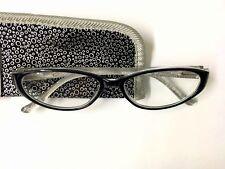 Foster Grant Andrea Reading Glasses w/case +1.00 Strength