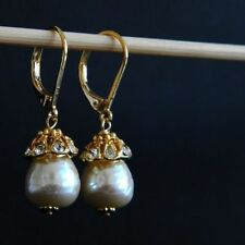 Gold Plated Vintage & Antique Jewellery without Stone