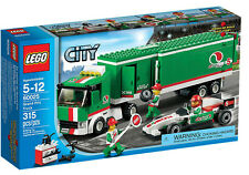 Lego Grand Prix Truck (60025) - Brand New Sealed