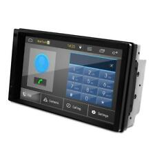 """7"""" Touch LCD Head Unit Car Stereo Android MP5 Player BT GPS Navigation WIFI FM/U"""