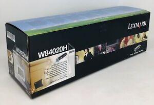 Lexmark W840 High Yield Toner Cartridge W84020H - NEW