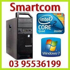 Intel Core 2 Quad 160GB 4GB Desktop & All-In-One PCs