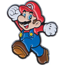 Nintendo Super Mario Collector Pins Series 1 - Mario  - Limited Collectors Badge