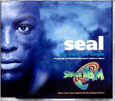 SEAL - FLY LIKE AN EAGLE - 5 TRACK CD SINGLE