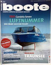 BOOTE Das Motorboot-Magazin - 11/2020