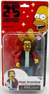 NECA The Simpsons 25th Anniversary Matt Groening Figure
