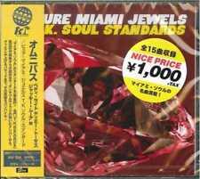 V.A.-PURE MIAMI JEWELS : T. K. SOUL STANDARDS-JAPAN CD B63