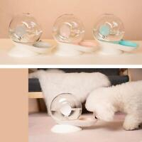 Automatic Pet Water Dispenser Dog Cat Snail Shaped Waterer Feeder