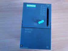 Siemens S7 300 Cpu 314 ( 6ES7 314-1AE03-0AB0 ). PLC SPS AUTOMATA