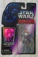 STAR WARS SHADOWS OF THE EMPIRE DASH RENDAR WITH HEAVY WEAPONS PACK