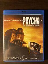 Psycho (Blu-ray Disc, 2010, 50th Anniversary Edition)