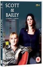 SCOTT AND BAILEY - DVD - REGION 2 UK