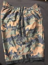 EUC Bass Pro Shop Men's Shorts/Cargo-Sz.2TG-100% Polyester-Camouflage Design