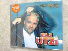 DJ OTZI - HEY BABY (UHH, AHH) - CD SINGLE - (R12)